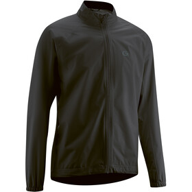 Gonso Saretto Rain Jacket Men, black